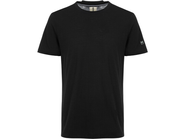 super.natural Motion - Camiseta manga corta Hombre - negro